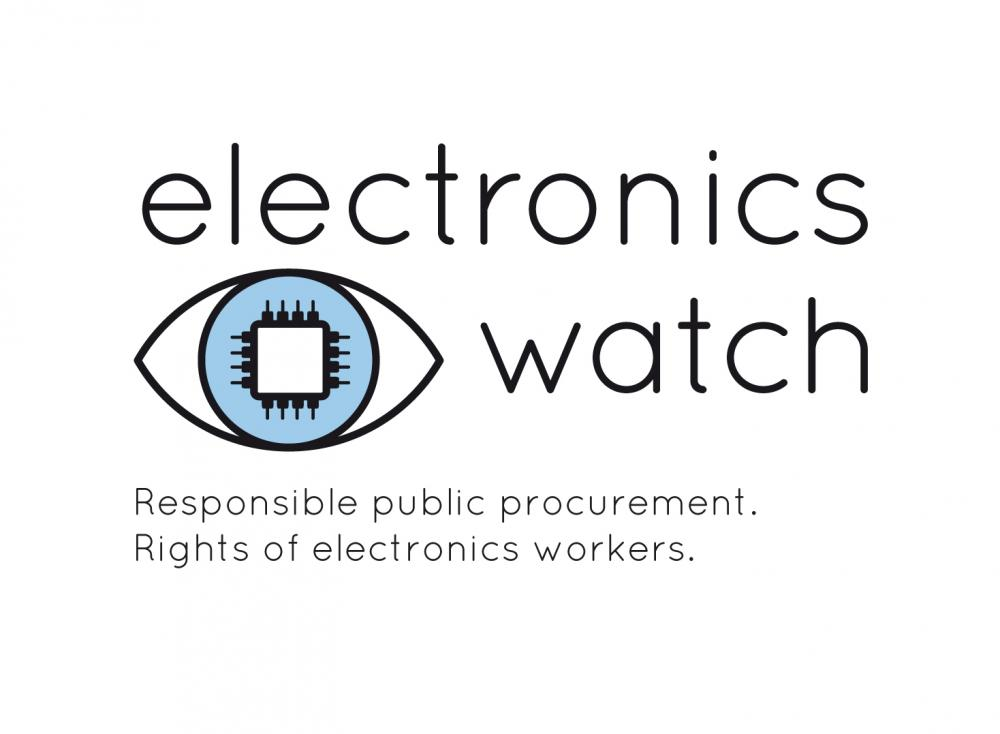 Electronics Watch logo