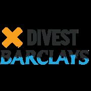 Divest Barclays Logo